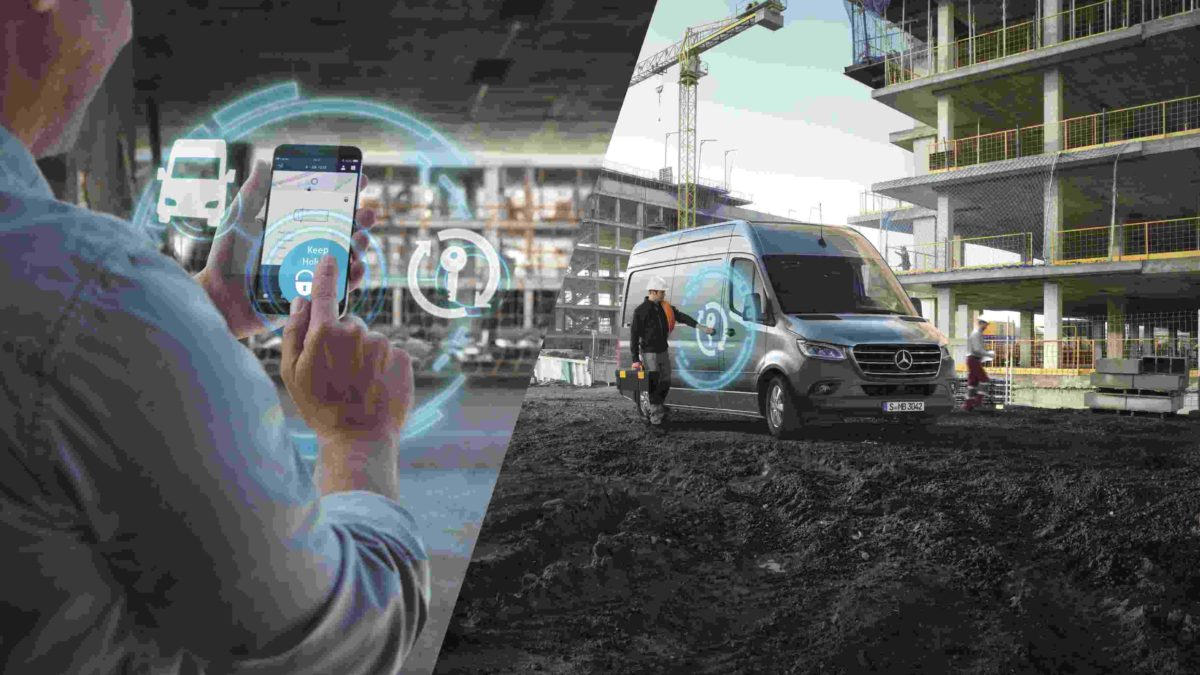 Mercedes-Benz PRO startet digitale Services für neuen Mercedes-Benz Sprinter: Interaktive und individuelle Flottenlösungen ab sofort onlineMercedes PRO launches digital services for new Mercedes-Benz Sprinter: Interactive and costumised fleet solutions
